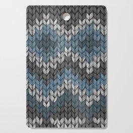 knit3 Cutting Board
