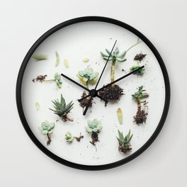 The Discoveries Wall Clock