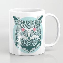Vintage Owl Coffee Mug