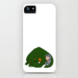 My Favorite Treasure to Hoard is You iPhone Case