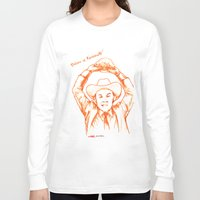 anchorman Long Sleeve T-shirts featuring Anchorman: Dreams of Fantana!!! by Red Misery