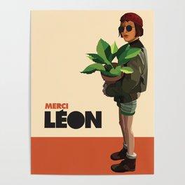 Mathilda, Leon the Professional Poster