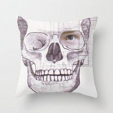 EFÍMERO Throw Pillow