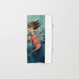 Lionfish Hand & Bath Towel