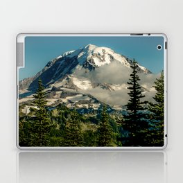 Mountain, Scenic, Mt. Rainier Laptop & iPad Skin
