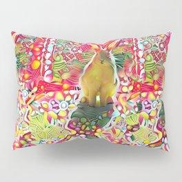 Stalker Rabbit Pillow Sham