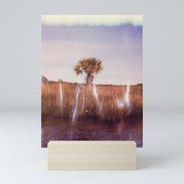 The Spirits of Saint Marks, Florida Mini Art Print