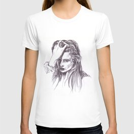 Abbey Lee T-shirt