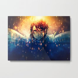 Log Horizon   Shiroe Metal Print