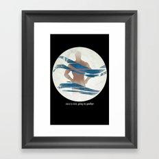 Wave of Mutilation Framed Art Print