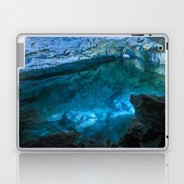 The underground lake Laptop & iPad Skin