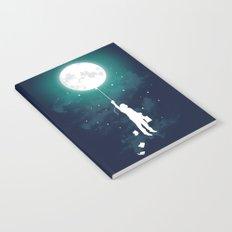 Burn the midnight oil Notebook