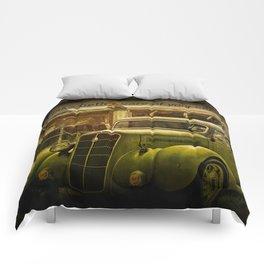 Service Station Automobile Car Care Comforters