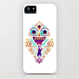 psychedelics iPhone Case