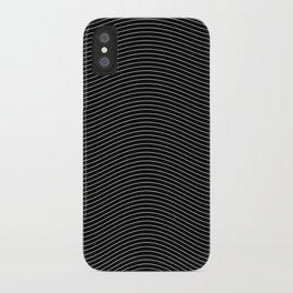 Lines 28J iPhone Case