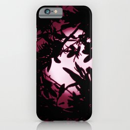 Merlot Moon iPhone Case