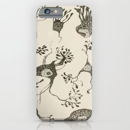 Neuron Cells iPhone Case