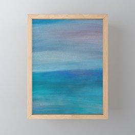 Ocean Mermaid Series, 3 Framed Mini Art Print