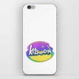 Katsudon iPhone Skin