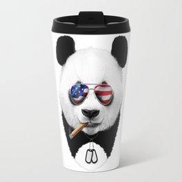 American Panda Travel Mug