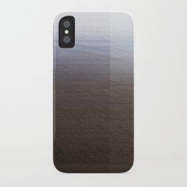 Black Sands I iPhone Case