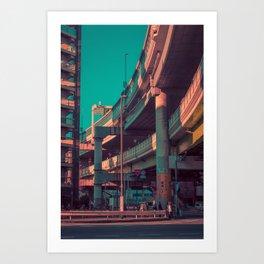 YIELD Art Print