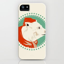 The Life Arctic iPhone Case