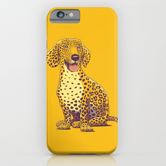 Take a Woof on the Wild Side! iPhone & iPod Case