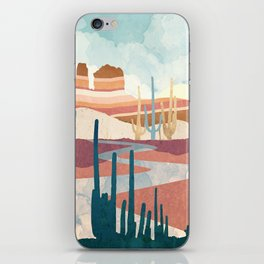 Desert Vista iPhone Skin