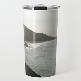 Sunrise over Big Sur Travel Mug