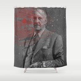 Halldór Laxness Shower Curtain