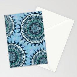 Mandala Tranquillità Stationery Cards