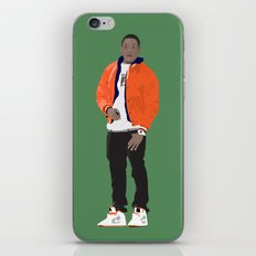 GUSTAVO FRING MODERN OUTFIT -  BREAKING BAD iPhone & iPod Skin