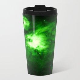 Orion NEBUla : Green Travel Mug