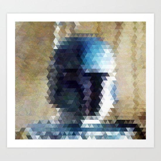 Boba Fett # 3 Art Print