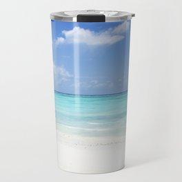 beach, Zanzibar, Tanzania Travel Mug