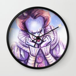 Watashi wa IT desu Wall Clock