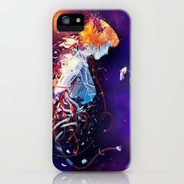 First Contact iPhone Case