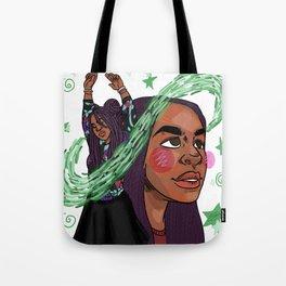 Foxyfries Tote Bag
