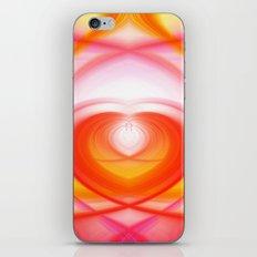 Twirl in Love iPhone & iPod Skin