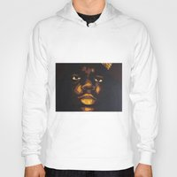 notorious Hoodies featuring NOTORIOUS by T.S. Dines