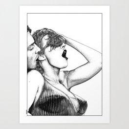 asc 701 - Bookcover Art Print