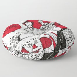 JCPennywise Floor Pillow