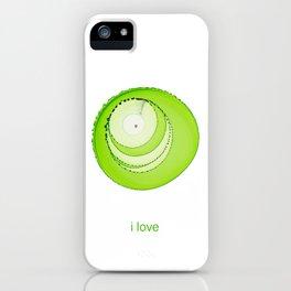 Heart Chakra / Fourth Chakra iPhone Case