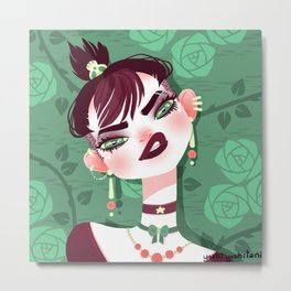 Bitch Please: Sailor Jupiter Metal Print