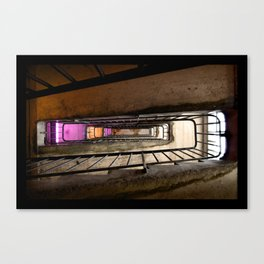+ Songs From Another Room #001, Paris (FRA) Canvas Print