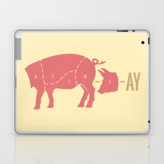 Pig Latin Laptop & iPad Skin