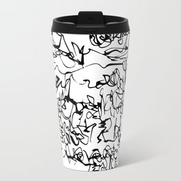 cryptography Travel Mug