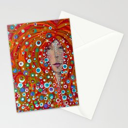 Tranquil Fire Stationery Cards