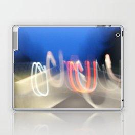 Light Show by Night 1 Laptop & iPad Skin